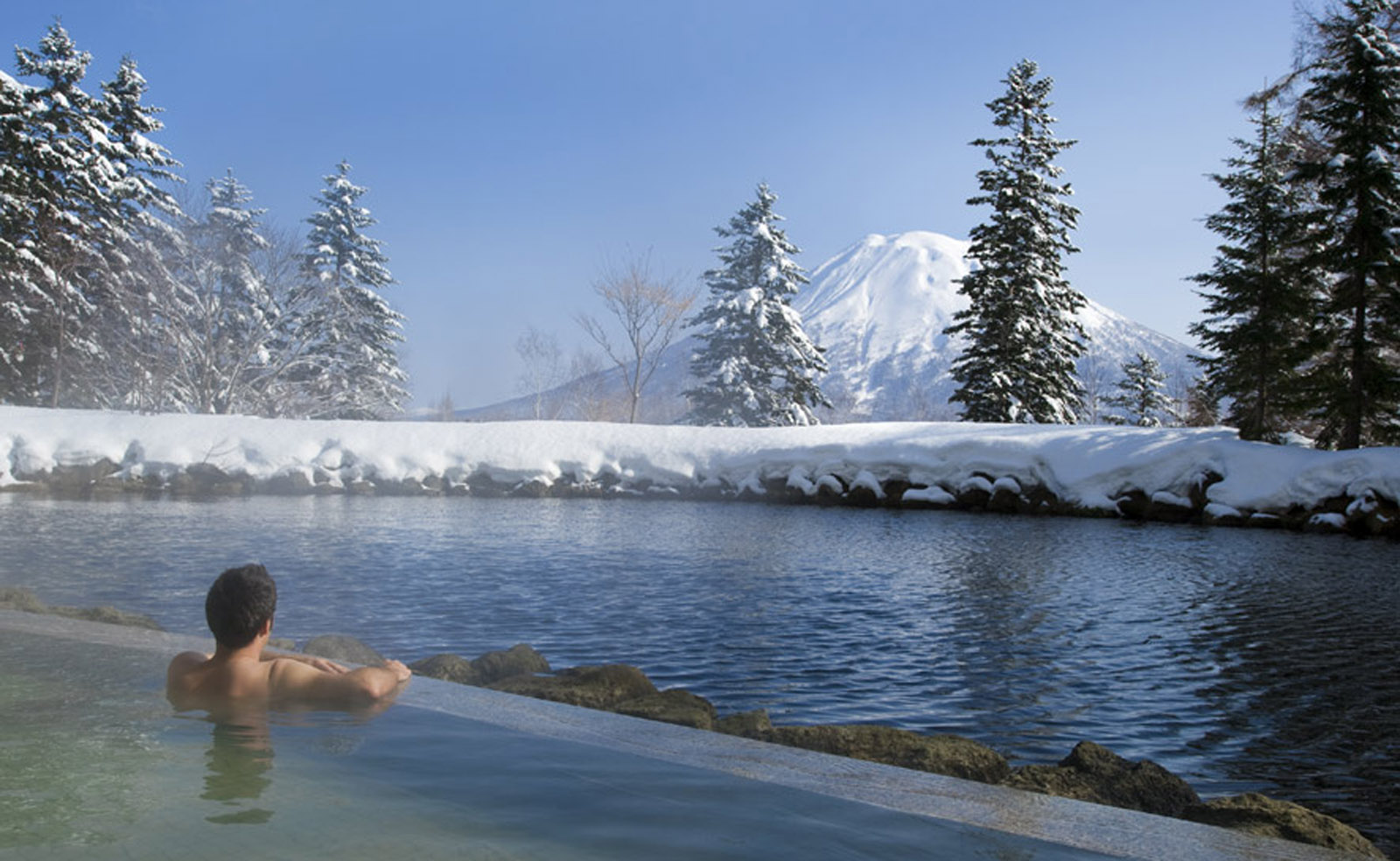Wakka Spa - Niseko, Japan