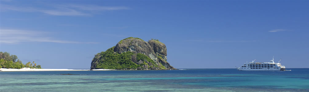 Captain Cook Cruises - Fiji
